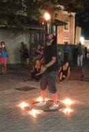 Fire dancer 4