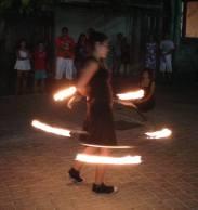 Fire dancer 3