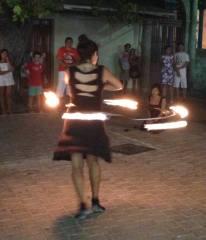 Fire dancer 2